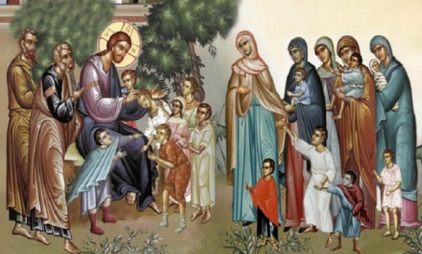 Αποτέλεσμα εικόνας για Η Χριστιανικη μόρφωση των παιδιών